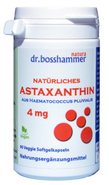 Astaxanthin 4 mg Kapseln 90 Stk.