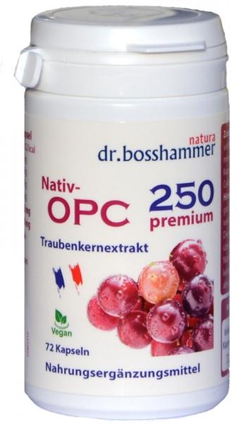 Nativ OPC 250 Premium 72 Kapseln